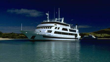 54m Small Cruise Ship 70 pax, blt 1984